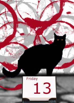 friday-13, picture from http://www.timeanddate.com/date/friday-13.html