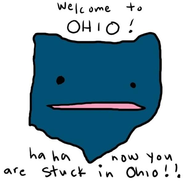Ohio ! :)