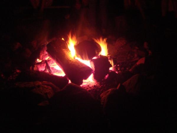 Bonfire at Molly's