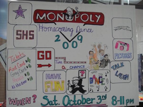 Monopoly theme