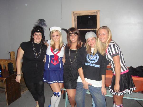 The girlss!
