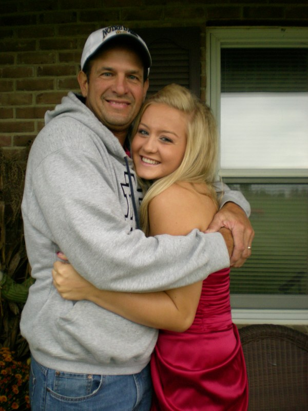 Me and daddy