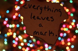 leaves a mark / weheartit.com